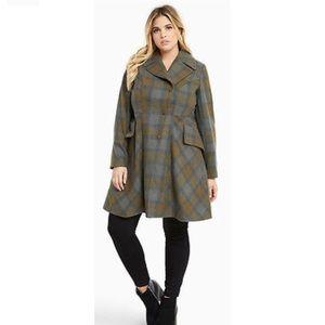 Torrid Outlander Coat Size 2